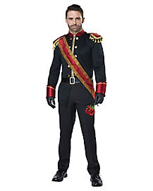 Adult Dark Prince Costume