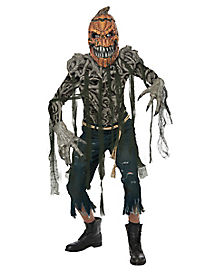 Adult Pumpkin Creature Costume