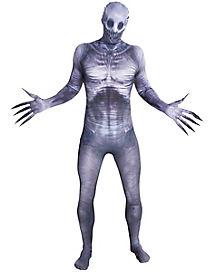 Adult The Rake Skin Suit Costume