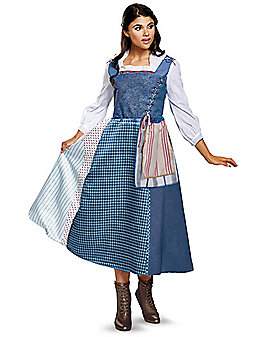 Adult Peasant Belle Costume - Beauty and the Beast Movie