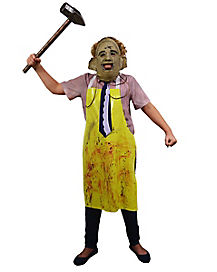 Kids Leatherface Costume - Texas Chainsaw Massacre