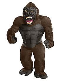 Kids King Kong Inflatable Costume - Kong: Skull Island