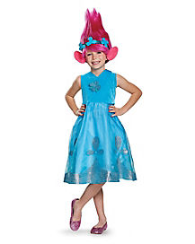 Kids Poppy Costume - Trolls