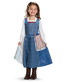 kids belle costume beauty and the beast movie