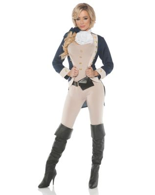 1900s, 1910s, WW1, Titanic Costumes Adult Americana Costume by Spirit Halloween $39.99 AT vintagedancer.com