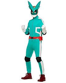 Adult Izuku Midoriya Costume - My Hero Academia