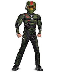Master Chief & Halo Costumes for Kids & Adults - Spirithalloween com
