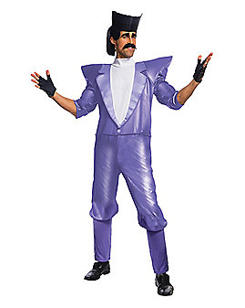 Adult Balthazar Bratt Costume - Despicable Me 3