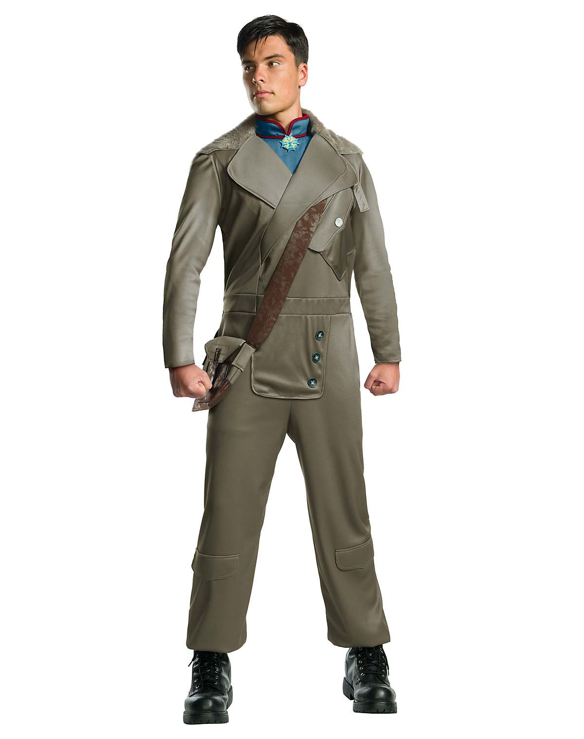 Steve Trevor Costumes for Halloween