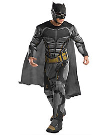 Adult Tactical Batman Costume Deluxe - DC Comics