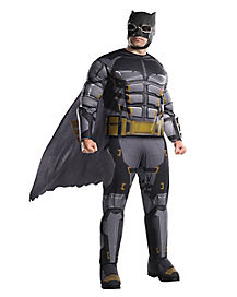 Adult Tactical Batman Plus Size Costume Deluxe - DC Comics