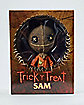 Stylized Sam Deluxe Action Figure - Trick 'r Treat