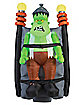 6 Ft Short Circuit Monster Inflatable - Decorations