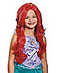 Kids Ariel Wig - The Little Mermaid