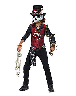 Kids Voodoo Hex Costume