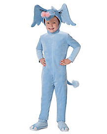 Toddler Horton Hears a Who One Piece Costume - Dr. Seuss
