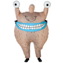 Oogie Boogie Costume : Wear this suit as pajamas or a costume.
