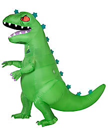 Adult Inflatable Reptar Costume - Rugrats