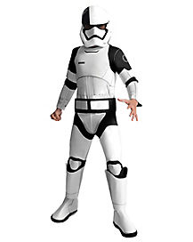 Kids Stormtrooper Costume Deluxe - Star Wars: Episode 8