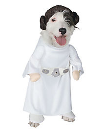 Princess Leia Pet Costume - Star Wars
