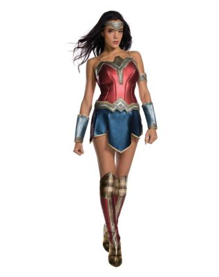 adult wonder woman costume dc comics