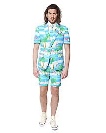 Adult Flaminguy Summer Suit