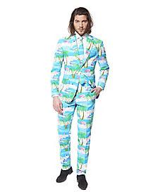 Adult Flaminguy Suit