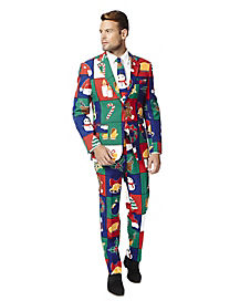 Adult Quilty Pleasure Holiday Suit