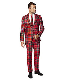 Adult Lumberjack Suit