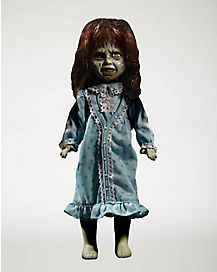 Present the Exorcist Living Dead Doll