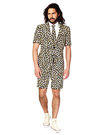 Adult Jaguar Summer Suit