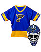 NHL St. Louis Blues Uniform Set