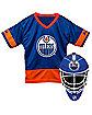 NHL Edmonton Oilers Uniform Set