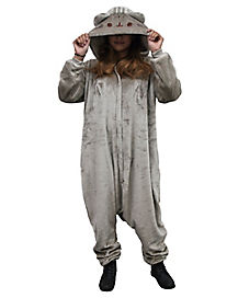 Adult Pusheen Pajama Costume - Pusheen the Cat