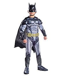 Kids Batman Costume Deluxe - DC Comics