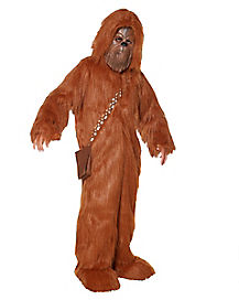 Kids Chewbacca Costume The Signature Collection - Star Wars