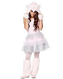 Tween Grace Kitty Costume
