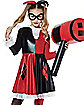 Kids Harley Quinn Costume Theatrical - DC Comics