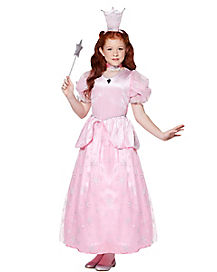 Kids Glinda The Good Witch Costume - The Wizard of Oz