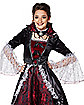 Kids Vampiress of Versailles Costume