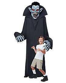 Adult Towering Terror Vampire Costume - Deluxe