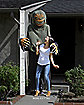 Adult Towering Terror Pumpkin Monster Costume - Deluxe