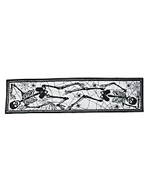 Lace Skeleton Table Runner - Decorations