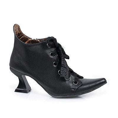Steampunk Boots & Shoes Abigail Heels $49.99 AT vintagedancer.com
