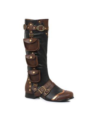 5c0f7ada7b3cc Black Pirate Boots - Spirithalloween.com