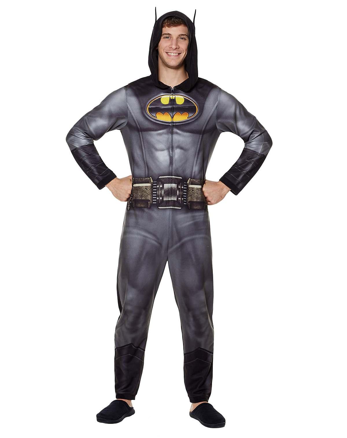 Batman Pajama Costume