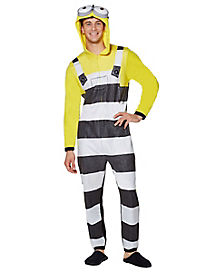 Minion Pajama Costume - Despicable Me