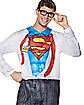 Clark Kent Union Suit - DC Comics