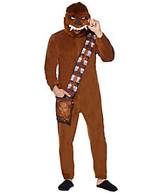 Chewbacca Pajama Costume - Star Wars