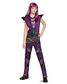 Kids Classic Isle Mal Costume - Descendants 2
